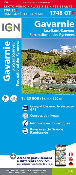 Gavarnie ; luz-st-sauveur ; parc national des pyrénées ; otr
