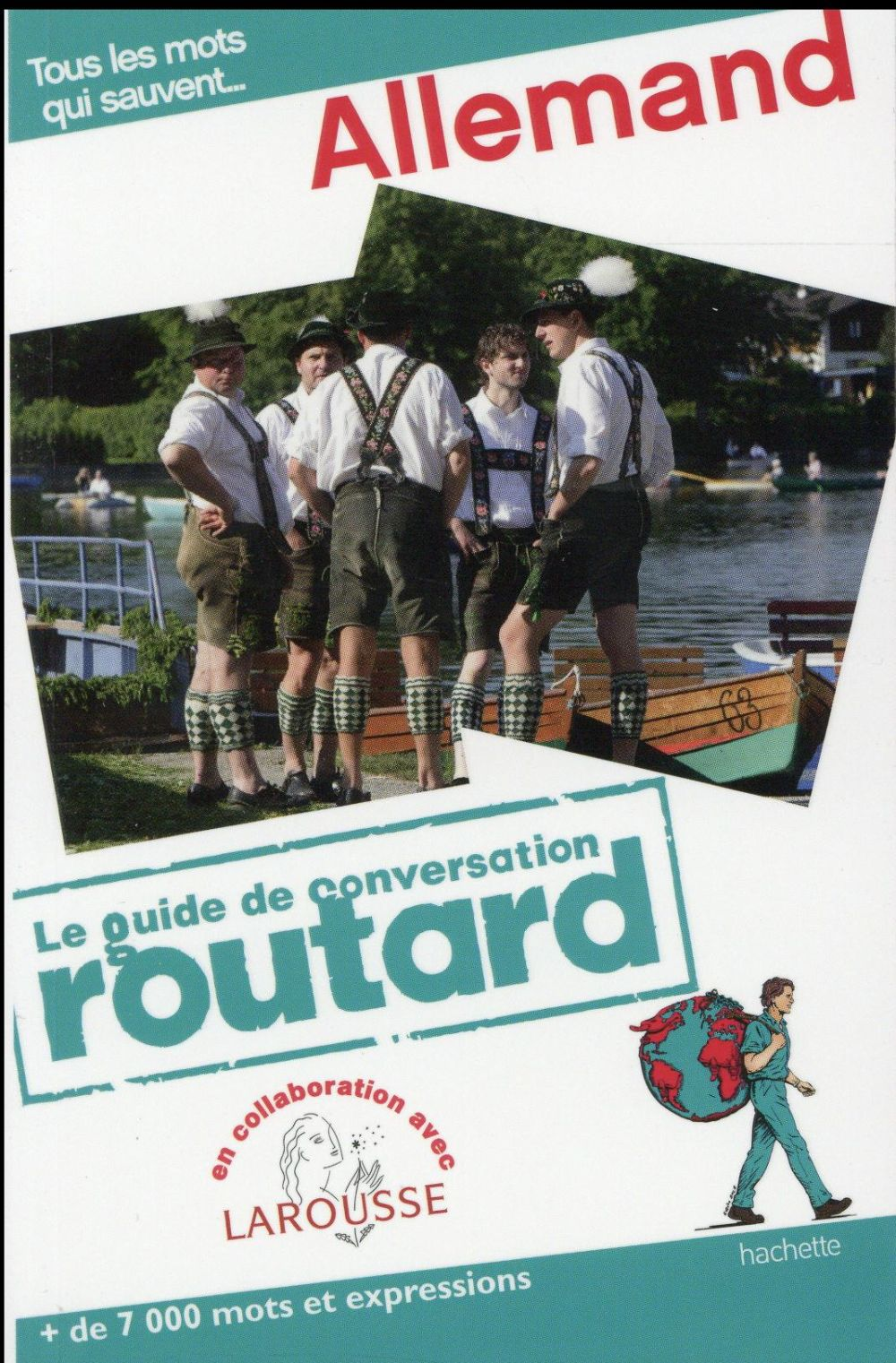 Le Guide De Conversation Routard; Allemand