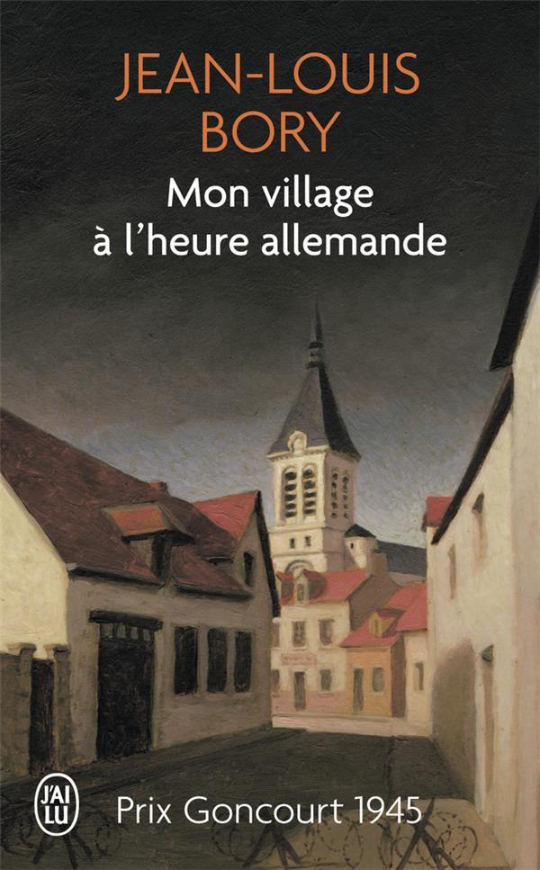 MON VILLAGE A L'HEURE ALLEMANDE
