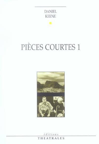Pieces Courtes T.1