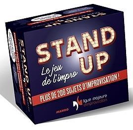 Stand up, le jeu de l'impro