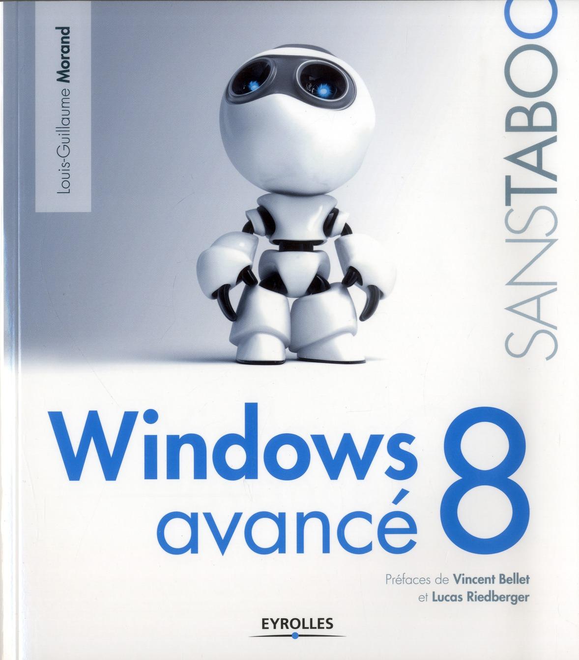 Windows 8 Avance