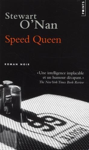 Speed queen | O'Nan, Stewart. Auteur