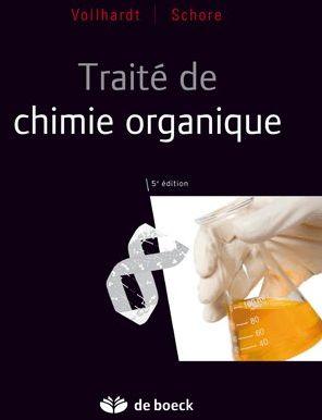 Traite De Chimie Organique