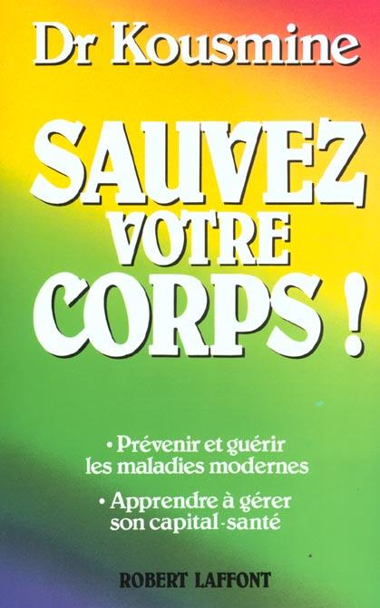 Sauvez Votre Corps