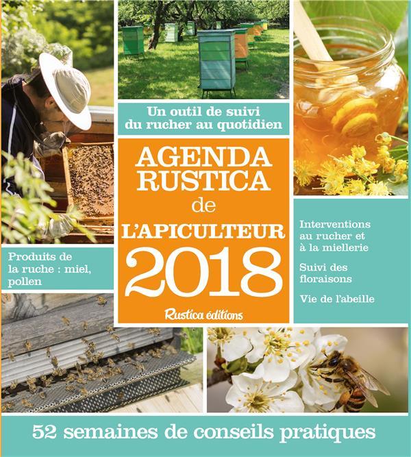 Agenda rustica de l'apiculteur