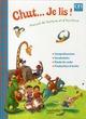 Chut... je lis ! ; manuel de lecture et d'écriture ; CE1 ; cycle 2 ; livre de l'élève