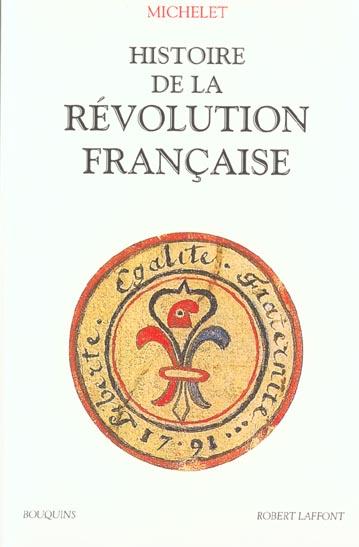 Histoire De La Revolution Francaise T1