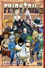 Fairy Tail [Bande dessinée] [Série] (t. 58) : Fairy Tail