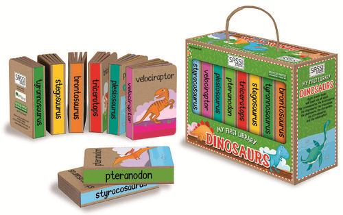 My First Library ; Dinosaurs
