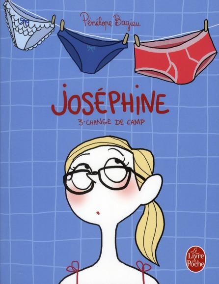Josephine T.3 ; Josephine Change De Camp