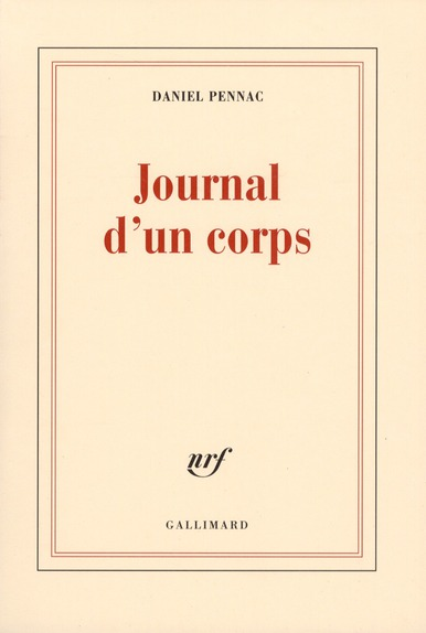 JOURNAL D&#039;UN CORPS