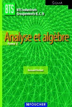 Sigma Analyse Et Algebre Bts