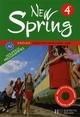 New spring ; anglais ; 4ème LV1 ; livre de l'élève (édition 2008)