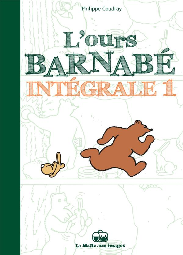 L'ours Barnabe