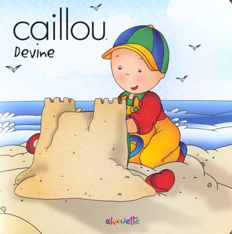 Caillou Devine
