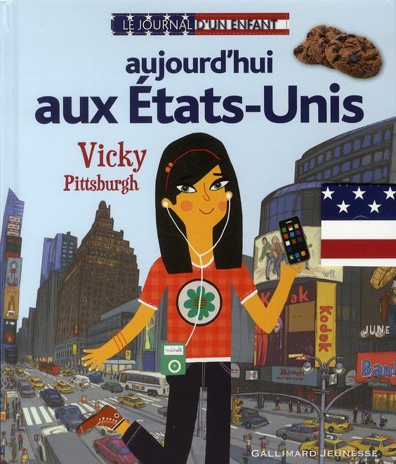Aujourd'Hui Aux Etats-Unis ; Vicky, Pittsburgh