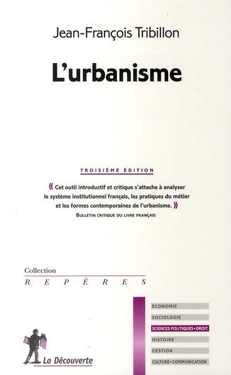 L'Urbanisme (3e Edition)