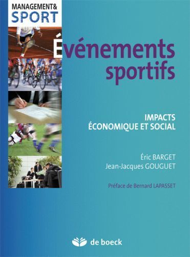 Evenements Sportifs ; Impacts Economique Et Social