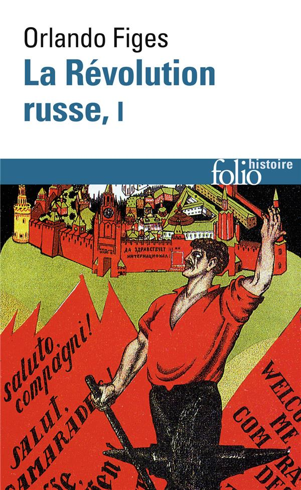 LA REVOLUTION RUSSE T1