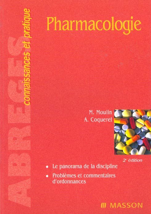 Pharmacologie ; 2e Edition