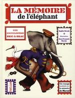 Couverture de La mémoire de l'éléphant