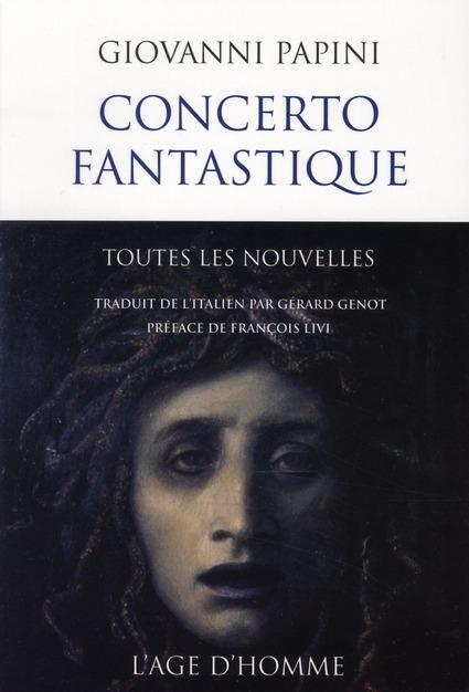 Concerto Fantastique ; Toutes Les Nouvelles