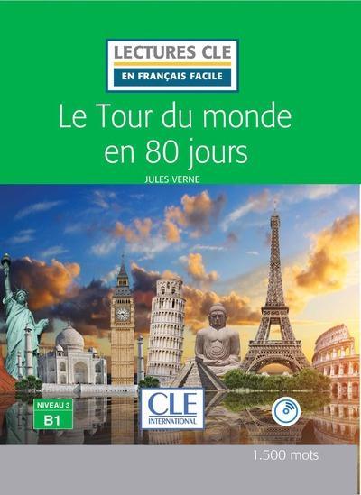 Le tour du monde en 80 jours - fle lecture niveau 3