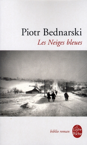 LES NEIGES BLEUES