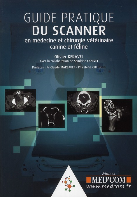 Guide Pratique Du Scanner En Medecine Et Chirurgie Veterinaire Canine Et Feline