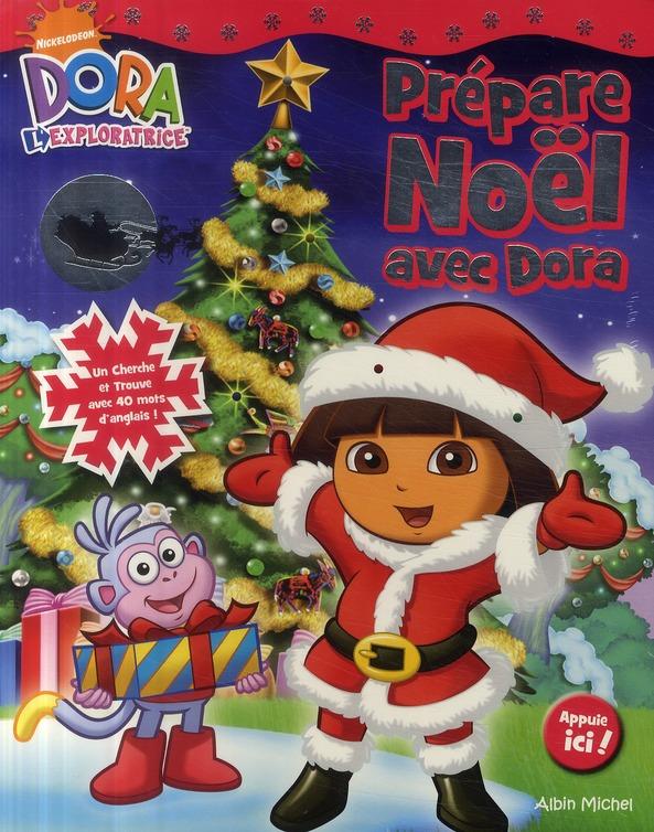 Prepare Noel Avec Dora