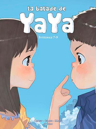 La balade de Yaya ; intégrale t.7 à t.9