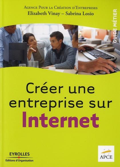 Creer Une Entreprise Sur Internet