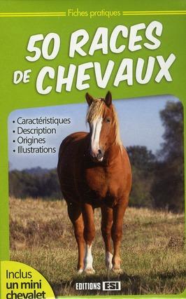 50 Races De Chevaux