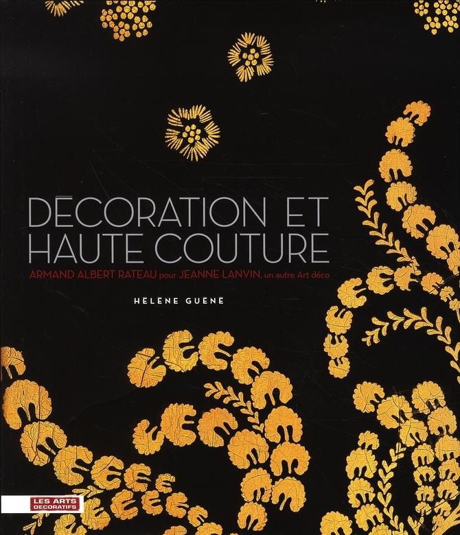 Decoration Et Haute Couture
