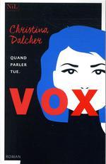 Couverture de Vox