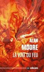 Couverture de La voix du feu