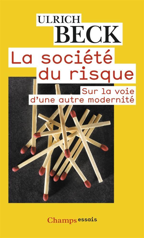 LA SOCIETE DU RISQUE