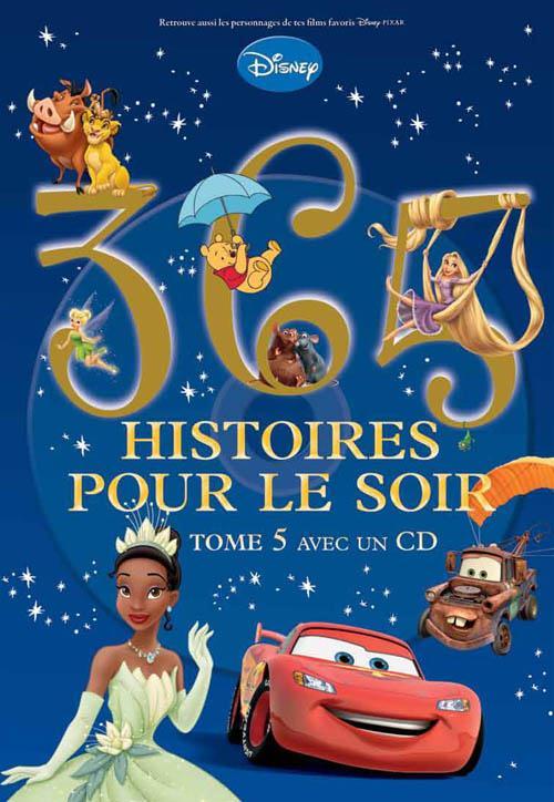 365 Histoires Pour Le Soir T.5