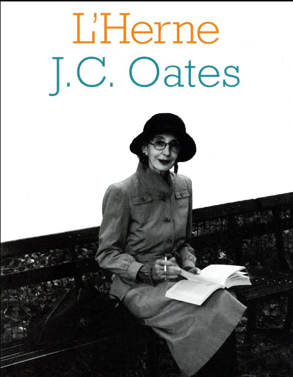 CAHIERS DE L'HERNE 119 : JOYCE CAROL OATES