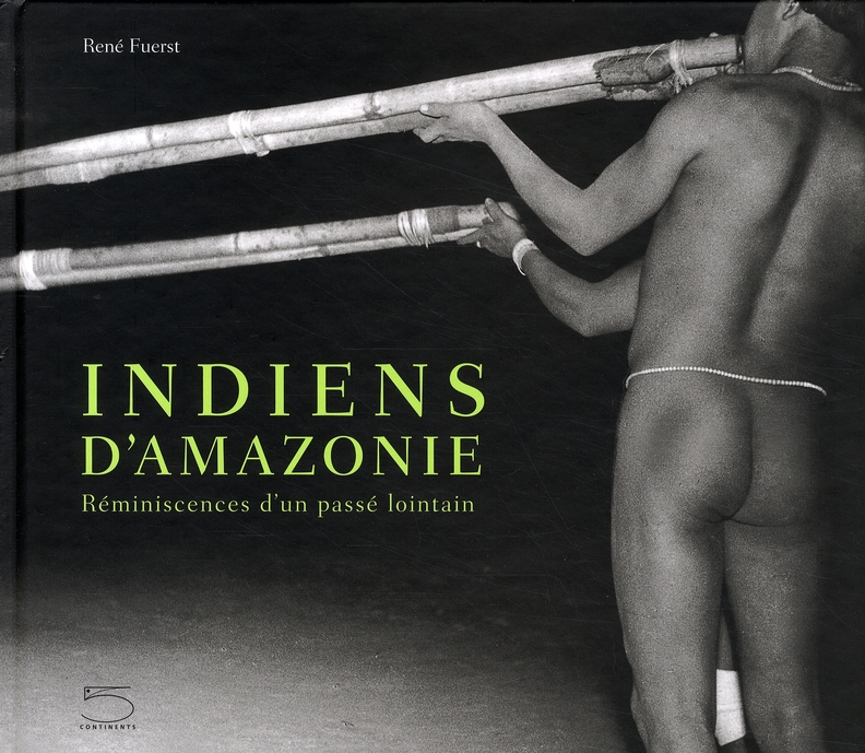 INDIENS D'AMAZONIE