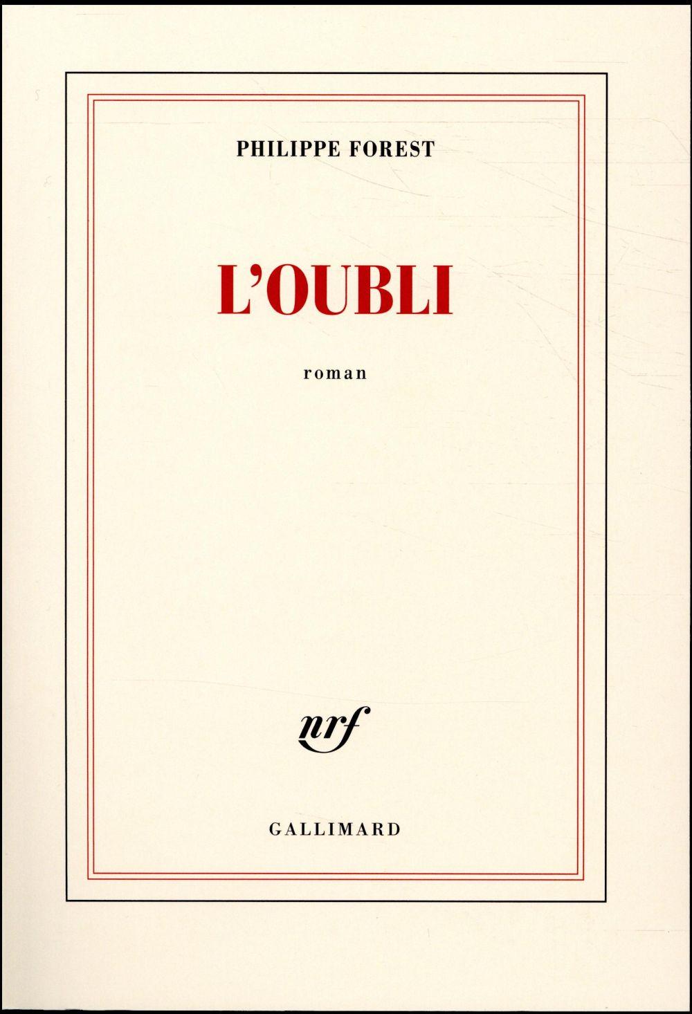L'OUBLI
