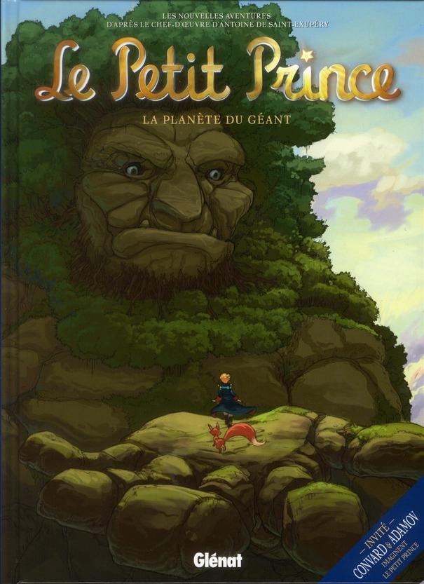 Le Petit Prince T.9 ; La Planete Des Geants