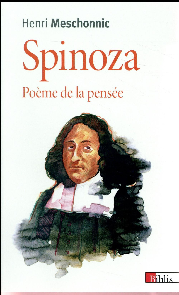 SPINOZA : POEME DE LA PENSEE