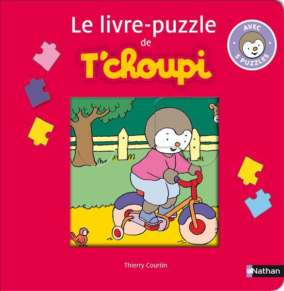 Le Livre-Puzzle De T'Choupi