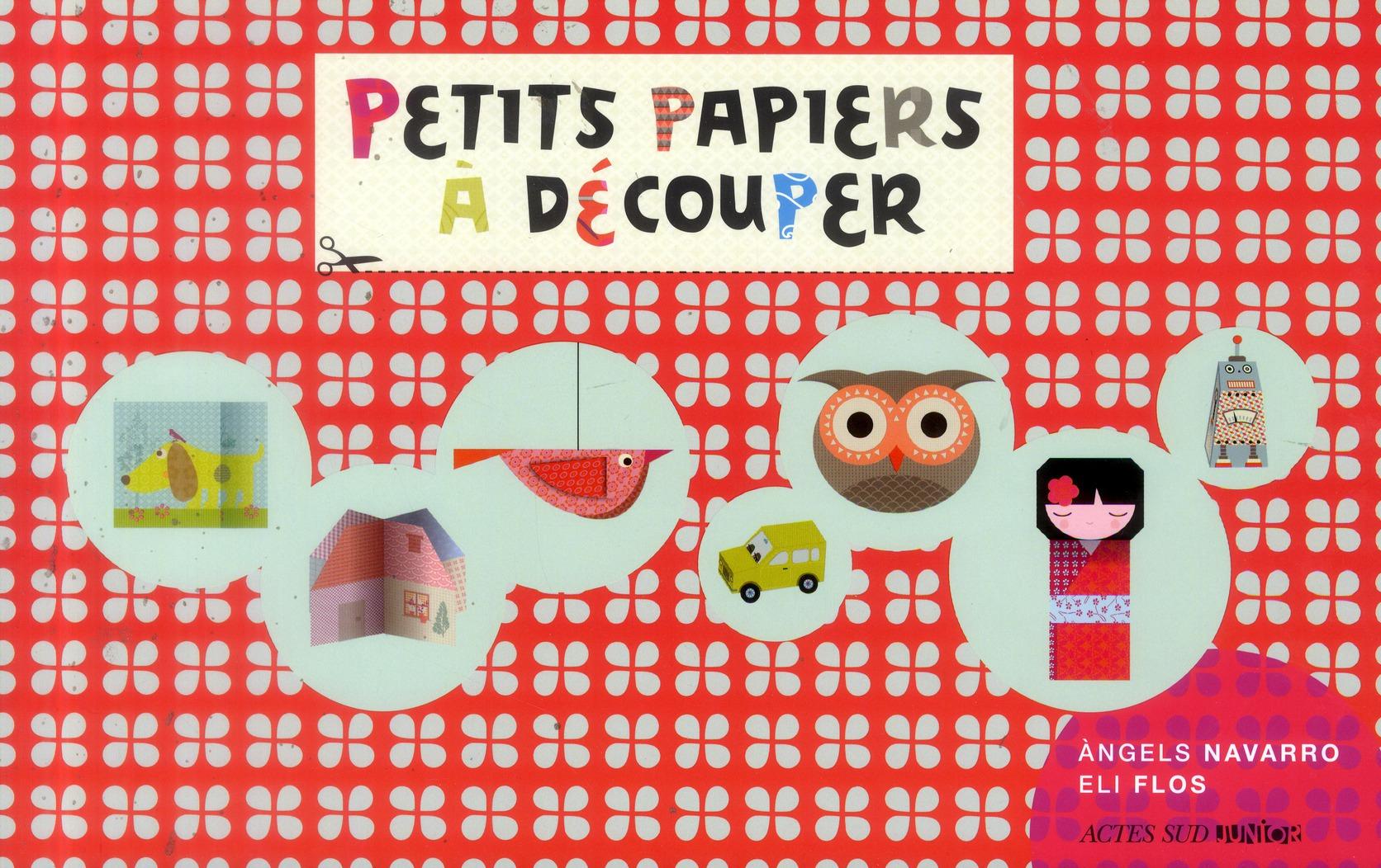 Petits Papiers A Decouper