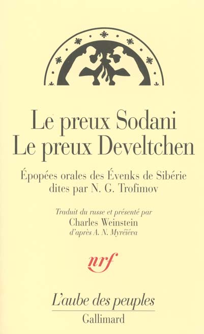 LE PREUX SOLDANI LE PREUX DEVELTCHEN