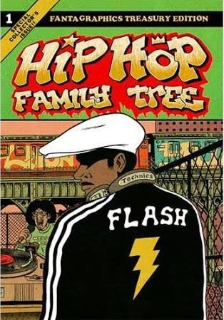 Hip hop family tree t.1
