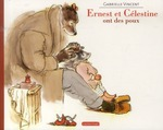 Couverture de Ernest et Célestine ont des poux
