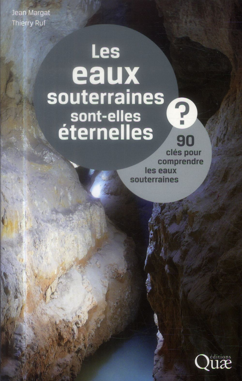 Les eaux souterraines sont-elles eternelles ?